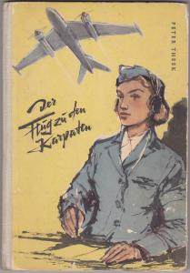 Der Flug zu den Karpaten - Peter Theek