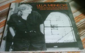 LP Wenn schon nicht für immer, dann wenigstens für ewig - Ulla Meinecke, Amiga