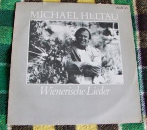 LP Michael Heltau - Wienerische Lieder, AMIGA