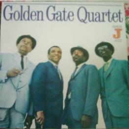 LP Golden Gate Quartet, AMIGA