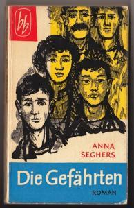Die Gefährten - Anna Seghers, TB Aufbau-Verlag