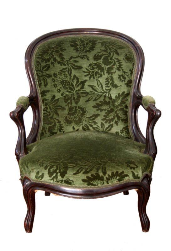 Louis Philippe Französisch Salon Sofa und zwei Sessel, 1830 1850, Frankreich 2