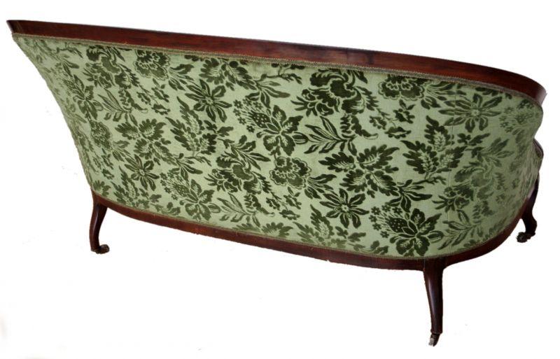 Louis Philippe Französisch Salon Sofa und zwei Sessel, 1830 1850, Frankreich 4