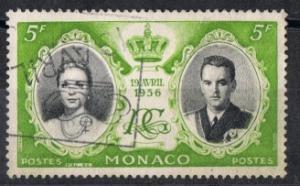 Monaco  MiNr. 564 gestempelt