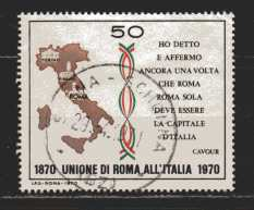 Italien  MiNr. 1315  gestempelt