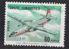 Türkei  MiNr.  2047  gestempelt