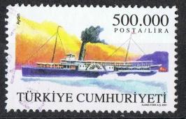 Türkei  MiNr. 3284  gestempelt