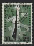Italien  MiNr. 1143  gestempelt