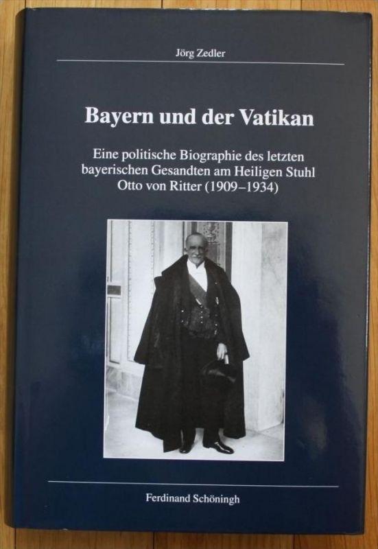 Zedler - Bayern und der Vatikan 2013