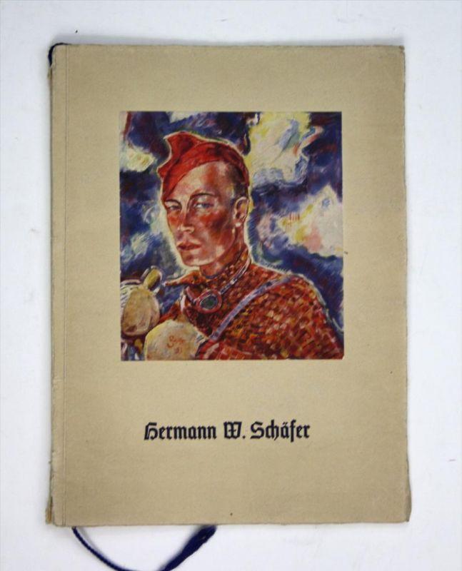 Hermann W. Schäfer. Sein Leben und Werk geschildert von seinem Vater.