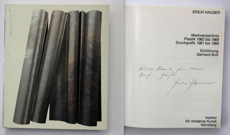 Erich Hauser. Werkverzeichnis Plastik 1962 bis 1969.