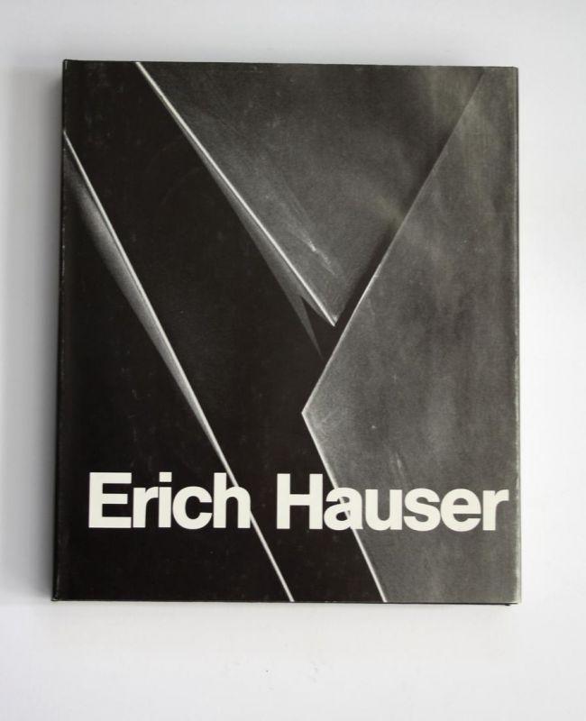 Erich Hauser. Werkverzeichnis Plastik 1970 - 1980.