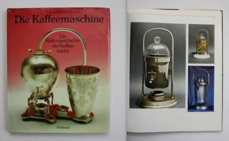 Die Kaffeemaschine. Die Kulturgeschichte der Kaffeeküche.