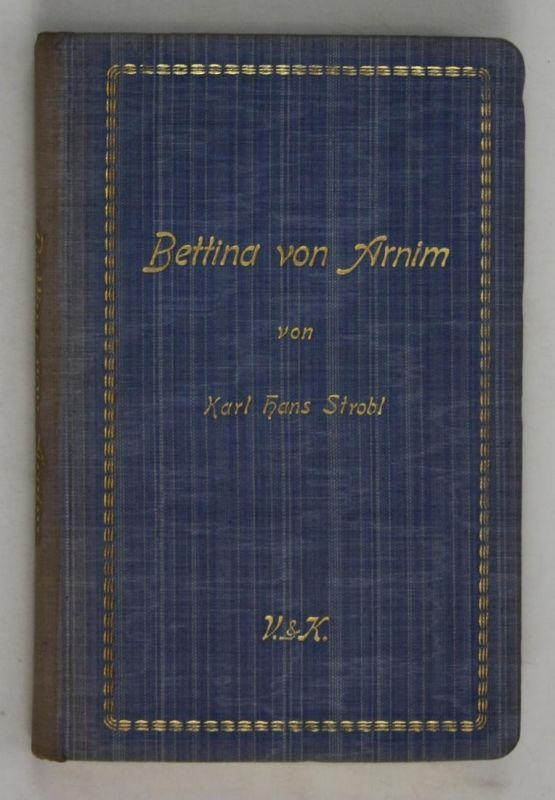 Bettina von Arnim - X. Band - Frauenleben.