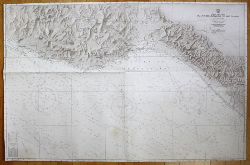 Mexico - West Coast - Punta Maldonado to Rio Tilapa