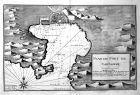 Plan du Port de Cartagene - Cartagena Murcia puerto map carte Karte Hafen harbour port