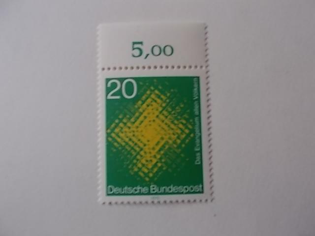 Bund Nr 647 postfrisch