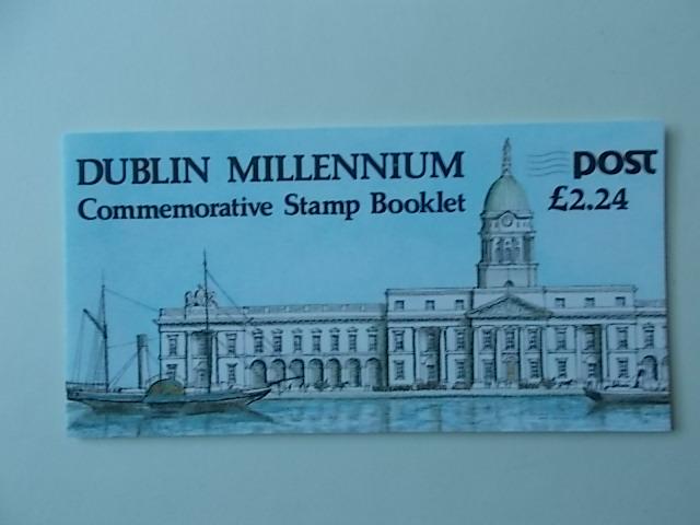 Irland MH Nr 642 postfrisch 1000 Jahre Dublin