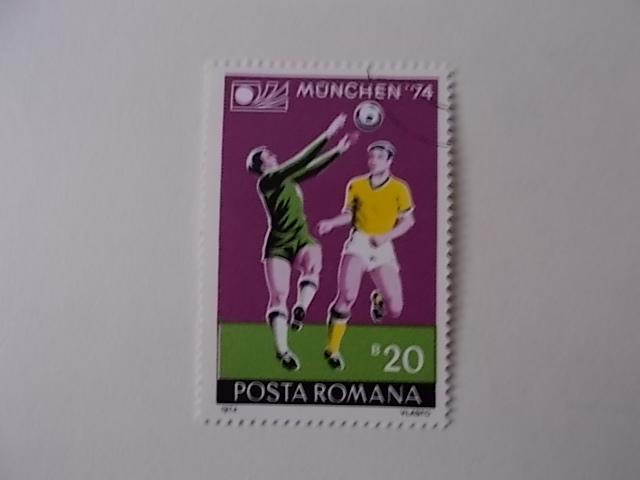 Rumänien Nr 3203 gestempelt