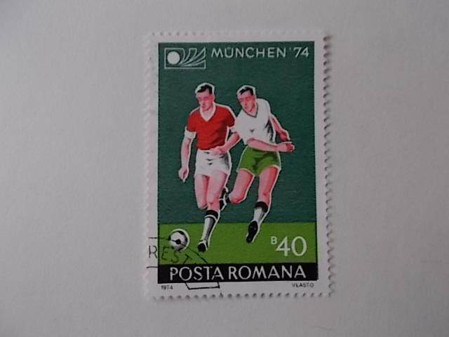 Rumänien Nr 3204 gestempelt