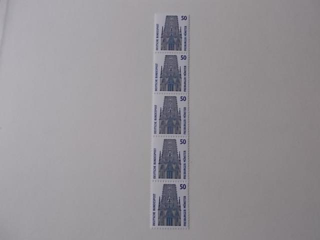 Bund Nr 1340 Av RII senkrechte Zählnummer postfrisch