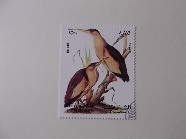 Sharjah Nr 1038 gestempelt