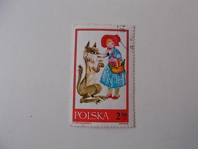 Polen Nr 1832 gestempelt