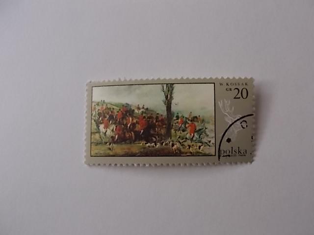 Polen Nr 1890 gestempelt