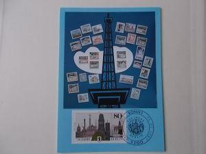 Maximumkarte 750 Jahre Berlin