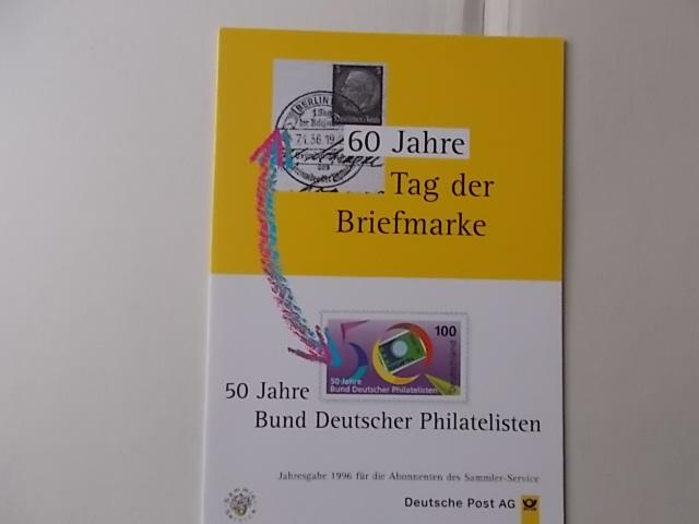 Post Jahresgabe 1996