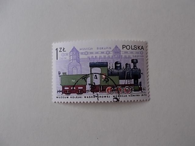 Polen Nr 2544 gestempelt