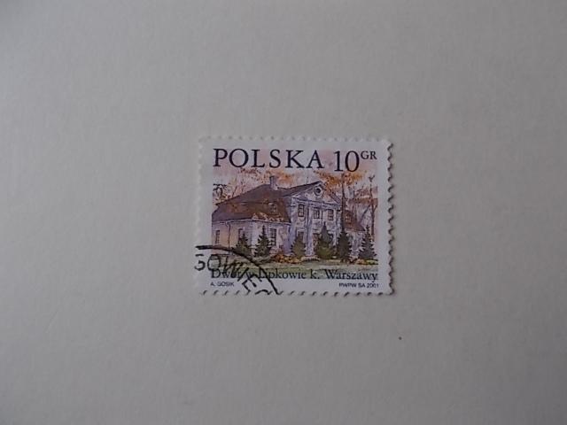 Polen Nr 3890 gestempelt