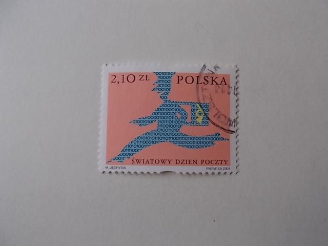 Polen Nr 4154 gestempelt