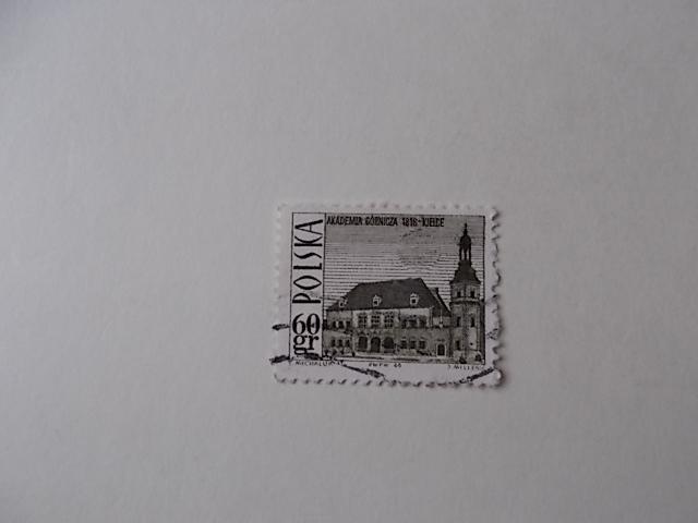 Polen Nr 1709 gestempelt