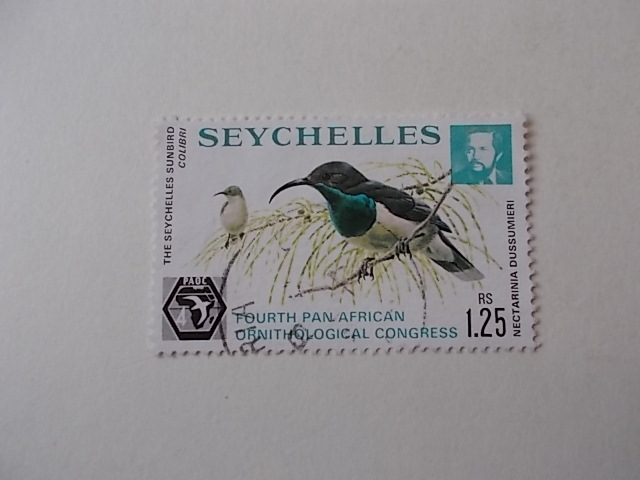 Seychellen Nr 363 gestempelt
