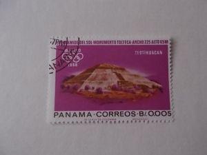 Panama Nr 974 gestempelt