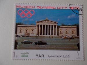 Jemen Arabische Republik Nr 1232gestempelt