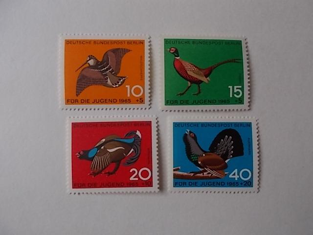 Berlin Nr 250-53 postfrisch