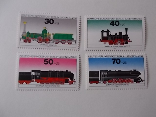 Berlin Nr 488-91 postfrisch