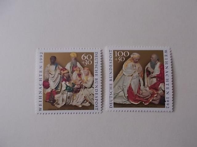 Bund Nr 1639-40 postfrisch