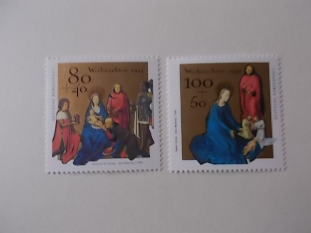 Bund Nr 1770-71 postfrisch