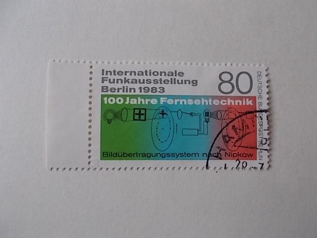 Berlin Nr 702 gestempelt