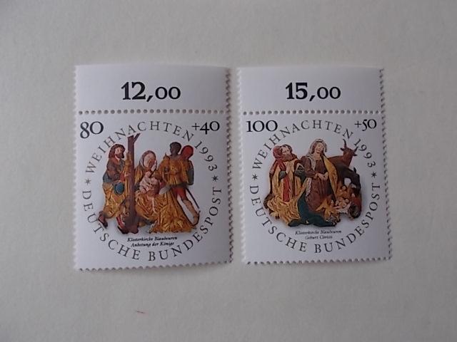 Bund Nr 1707-08 postfrisch