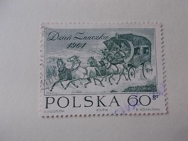 Polen Nr 1531 gestempelt