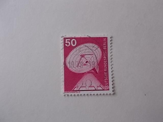 Berlin Nr 499 gestempelt