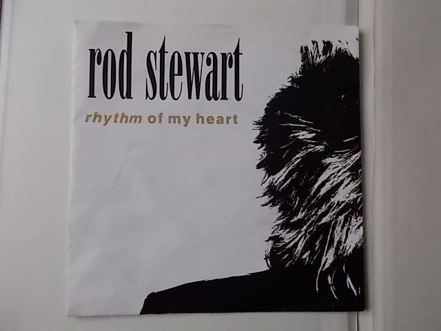 ROD STEWART  Rhythm of heart