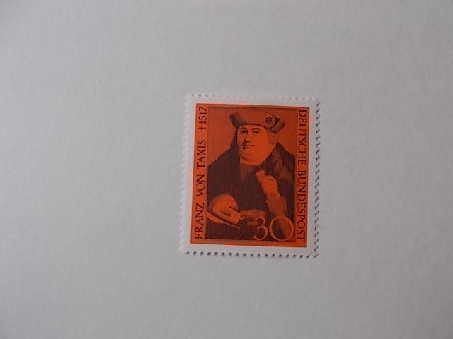 Bund Nr 535 postfrisch