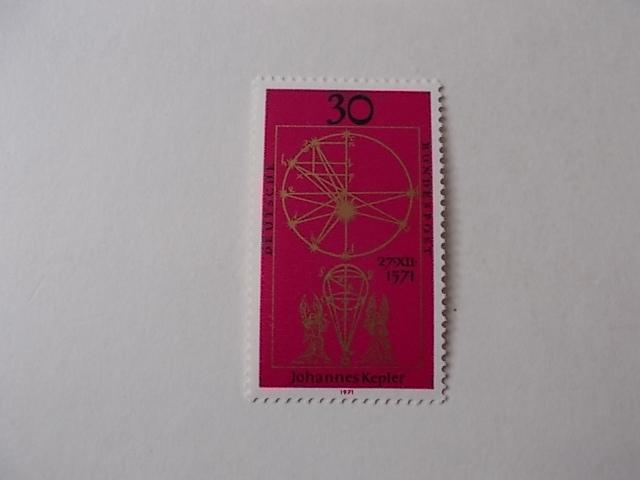 Bund Nr 688 postfrisch