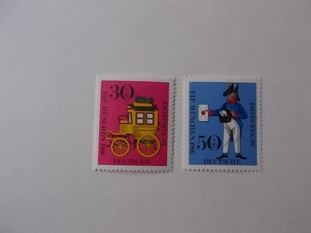 Bund Nr 516-17 postfrisch