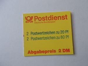 Bund MH Nr 28 postfrisch mit Zählbalken